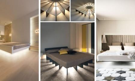 31 идея парящей кровати