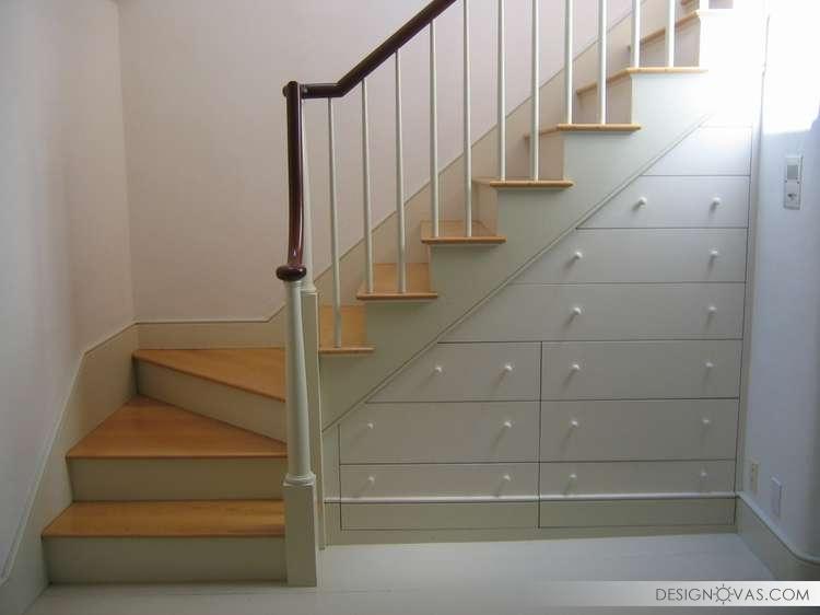 Варианты лестница на второй этаж своими руками